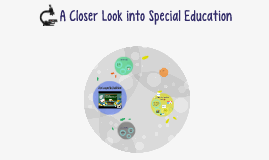A Closer Look into Special Education