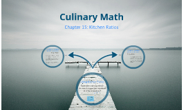 Culinary Math - Chapter 15
