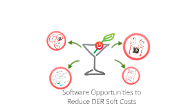 Software Opportunities to Reduce DER Soft Costs