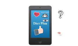 Dict Plus