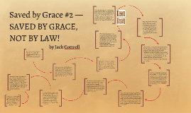 Saved by Grace #2 Saved by Grace, Not by Law