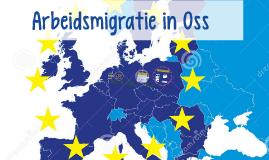 Presentatie arbeidsmigratie in Oss