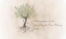 Árbol genealógico familia