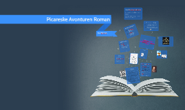 Copy of Picareske Avonturen Roman