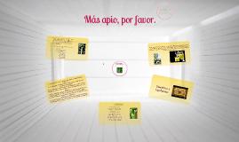 Apio. Gutiérrez Flores Vania Isis.