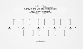A Day in the Life of a Pediatrician