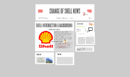 CHANGE OF SHELL
