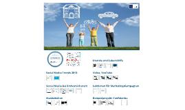 Social Media in der Versicherungswirtschaft, Februar 2013