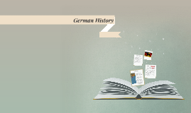 Copy of German History