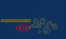 CONFLICTO KIA MOTORS NUEVO LEON