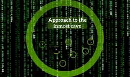 Approach to the inmost cave