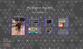 My Style in the Arts