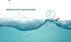 MODELO DE AUTOEVALUACIÓN