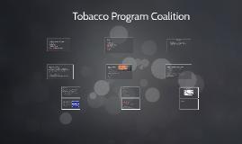 Tobacco Program Coalition