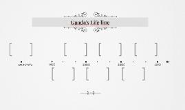 Guada's Life line