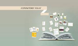 ESSAY WRITING: EXPOSITORY ESSAY