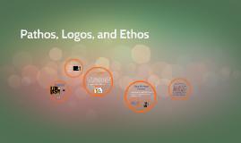 Pathos, Logos, and Ethos