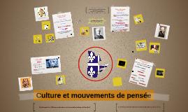 Culture et mouvements de pensée
