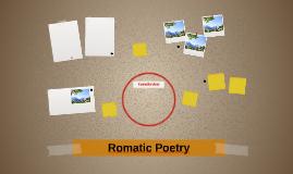 Romatic Poetry