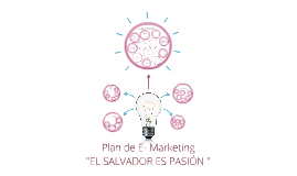 Plan de E- Marketing