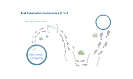 Test Automation Roadmap By Rajesh D On Prezi - Automation roadmap template