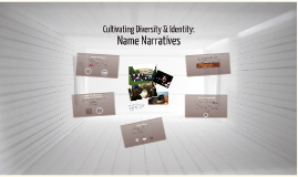 Cultivating Identity:Name Narrative as an Introspective  To