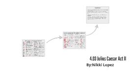 Copy of 4.03 Julius Caesar Act II