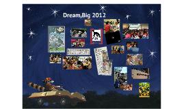 Dream Big!! 2012 - Board Report