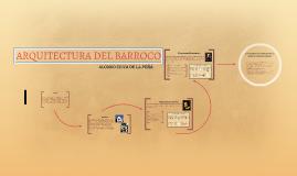 ARQUITECTURA RELIGIOSA DEL BARROCO