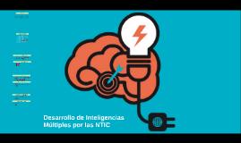 Desarrollo de Inteligencias Múltiples por las NTIC