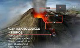 AGENTES GEOLOGICOS INTERNOS