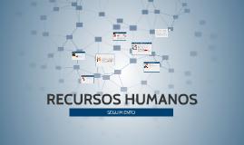 RECURSOS HUMAOS