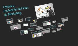 Copy of Evaluación y Control del PLan de Marketing.