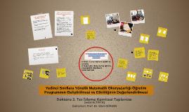 Yedinci Sınıflara Yönelik Matematik Okuryazarlığı Öğretim Pr