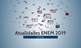 Atualidades ENEM 2019