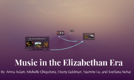 elizabethan era of music Grammar school is the most common schooling for children in the elizabethan era in the ages 7-10 at grammar school they are taught by ushers, they are taught parts of speech, verbs, sentence, construction, english latin translation.