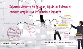 Facilitadora: Laíse Lavareda
