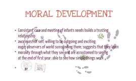Copy of Moral Development of Infants