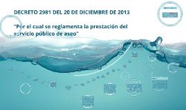 Copy of Copy of Copy of DECRETO 2981 DEL 20 DE DICIEMBRE DE 2013