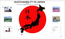Japan Sustainability