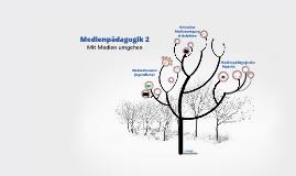 Medienpädagogik 2 - mit Medien umgehen Dez. 2013