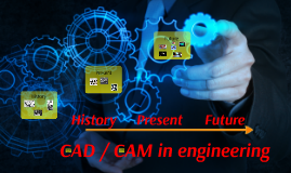 modern CAD / CAM systems