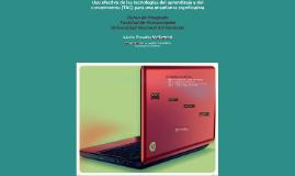 Copy of Copy of Taller de Nuevas Tecnologías de la Información y la Conectividad (NTICx)