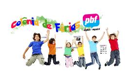 Colônia de Férias PBF