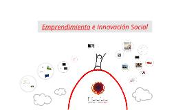 Emprendimiento e Innovación Social