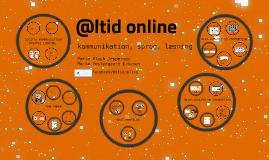@ltid online -kursus