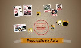 9 ano - aula 10 -Ásia: população