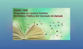 Prime Time (Spanish)