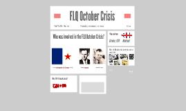 Copy of FLQ October Crisis