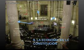 9. LA ECONOMÍA EN LA CONSTITUCIÓN